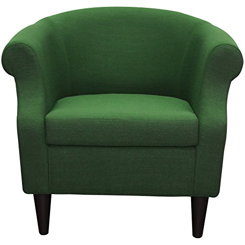 Parker Lane uch-nik-kle1 Lori Club Chair, Klein Emerald Green