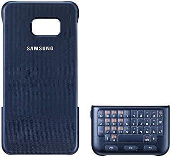 Samsung EJ-CG928FBEGFR AZERTY Inglés Negro teclado para móvil - Teclados para móviles (Negro, Samsung, Galaxy S6 Edge+, AZERTY, Inglés, Android 4.4, ...