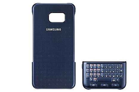 Samsung EJ-CG928FBEGFR AZERTY Inglés Negro teclado para móvil: Amazon.es: Electrónica