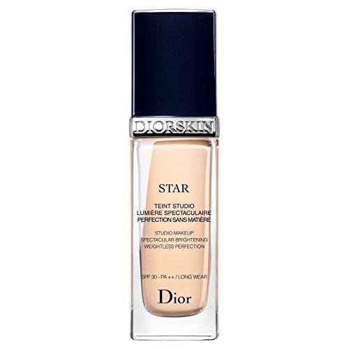 Dior Star Fluid Foundation SPF 30 Ivory 010 - Pack of (Christian Dior Ivory Foundation)