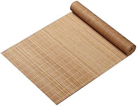 Camino de Mesa de bambú Bamboo Table Runner, Tazones Bandejas ...