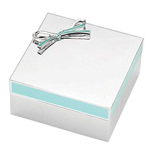 kate spade new york Vienna Lane Keepsake Box, Turquoise