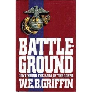 Battleground Jersey - Battleground (The Corps, Book 4)