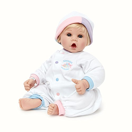 Madame Alexander Little Sweetheart Light Skin Tone Blue Eyes/Blonde Hair Baby Doll, Multicolor from Madame Alexander