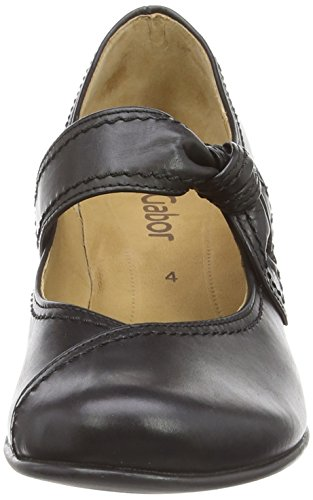Gabor Shoes Women's Court Shoes 05.457.27 Black (Black Leather) order sale online many kinds of sale online choice cheap price eastbay cheap price hsYnj