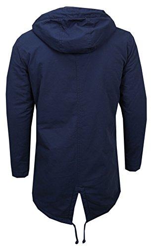 JACK amp; Reg JONES Jacket Navy Hombre Blau Jjorclive Blazer Abrigo Parka rr61dxTn