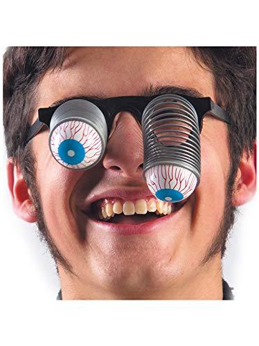 Varie Occhiali con Occhi a Molla