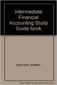 Accounting 201: Intermediate Accounting I - Study.com