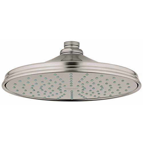 Retro Showerhead Shower Accessory - Rainshower Rustic 210 1-Spray Showerhead