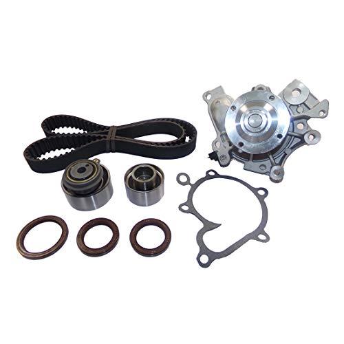 Ford Probe Water Pump - DNJ TBK425WP Timing Belt Kit with Water Pump for 1993-2003 / Ford, Mazda / 626, MX-6, Probe, Protege, Protege5 / 2.0L / DOHC / L4 / 16V / 122cid, 1991cc, 2000cc