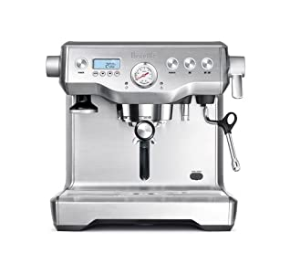 Breville BES920XL Dual Boiler Espresso Machine – Not trivial, but neither is a properly pulled shot