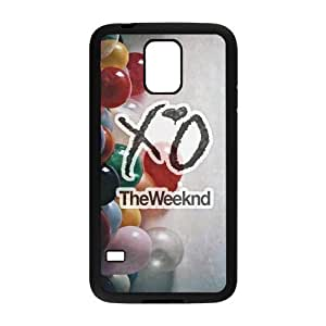 Aticor design XO The Weeknd Protective PCRubber Back Fits Cover Case for Samsung Galaxy S5