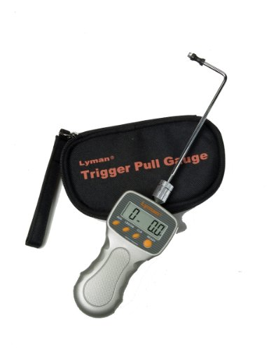 Lyman Electronic Digital Trigger Pull Gauge, Outdoor Stuffs
