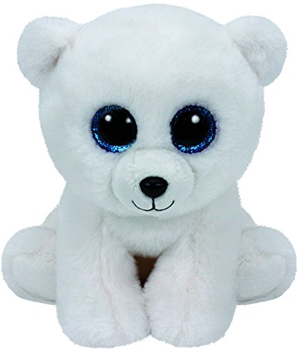 Ty Beanie Babies 42108 Arctic Polar Bear, 8-Inch