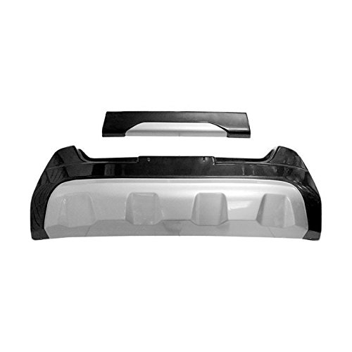 Front Bumper Guard for 2016-2018 Toyota Fortuner (SW4 Style)