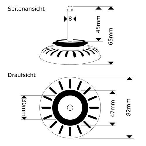 Ersatzteil FRANKE Siebk/örbchen Excenter+Stellschr passend f/ür alle Franke Sp/ülenmodelle mit 3 1//2 Zoll Siebkorb als Excenterventil ab Baujahr 99