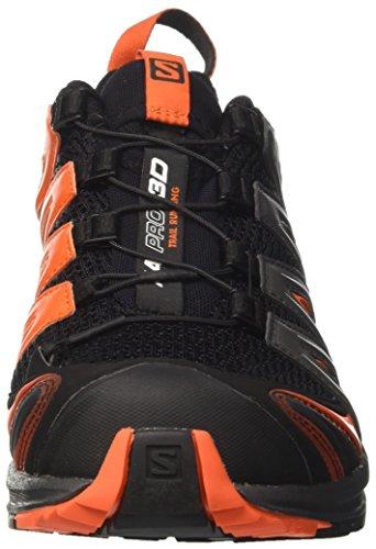 Salomon XA Pro 3D Scarpe da Trail Corsa - SS17 Nero (Black/Magnet/Flame) Venta En Línea Oficial Limpia Y Clásica Salida 100% Auténtico Gran Venta En Línea Barata h9jqthv