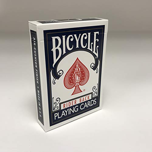 Saw Playing Cards - Bicycle Rider Back Index Playing Cards (COLORS MAY VARY- SINGLE PACK)