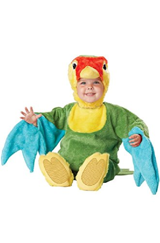 [8eighteen Love Bird Parrot Animal Baby Infant Halloween Costume] (Parrot Infant Costumes)