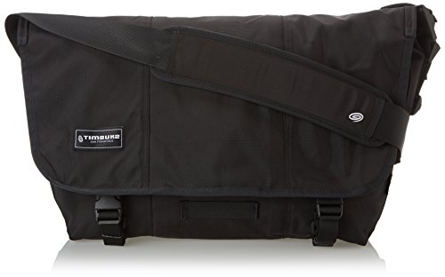 Timbuk2 Classic Messenger Bag, Black, Small by Timbuk2