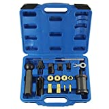 UTOOL New Engine Injector Puller Removal Installer Tool Set for Audi VW VAG FSI Petrol Diesel