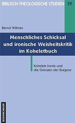 kohelet studienausgabe biblischer kommentar altes testament studienausgaben german edition