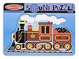 6 Pack MELISSA & DOUG TRAIN SOUND PUZZLE