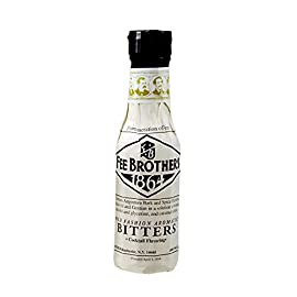 Fee Brothers Old Fashioned Aromatic Bitters - 12.8 Ounces Bottle 7 The classic bitter flavoring for numerous craft cocktails. 12.8 ounce glass bottle. Used in popular drinks such as the Manhattan and Planter's Punch.