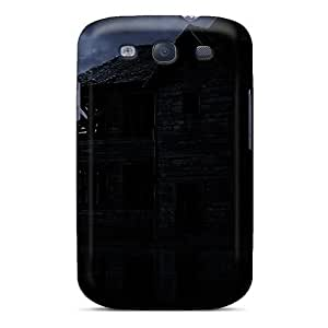 With Nice Appearance (hunted House) For Iphone 5C Case Cover