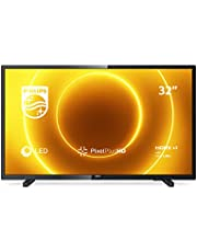 Philips 32PHS5505/12 32-inch LED-tv (Pixel Plus HD, full-range luidspreker, 2 x HDMI, USB) zwart glanzend [modeljaar 2020]
