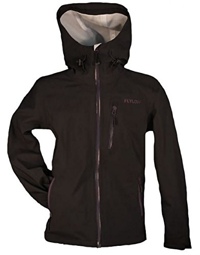 FlyLow Gear Vixen Coat - Women's Black, S - Stormshell Jacket