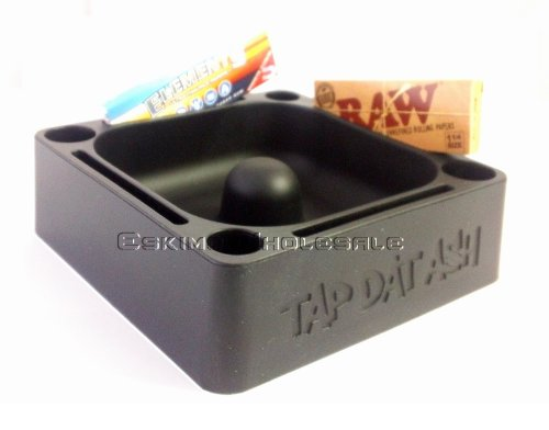 Tap Dat Ash Premium Silicone Heat Resistant Ashtray