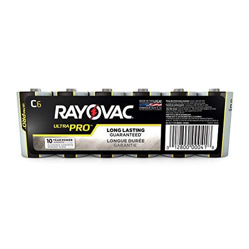Most bought C Batteries