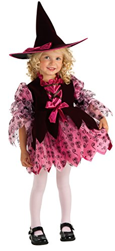 Rubie's Cute As You Can Be Chocolate Witch Toddler Costume - Toddler (1- 2 Years)]()