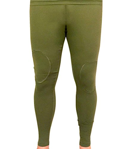 RYNOSKIN: Mosquito & Tick Protection. Bug + Insect Prevention for Hunting, Fishing, Camping & Outdoors - Pants, Green, Large
