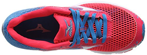 Sayonara Mizuno Diva Competition Blue Pink Pink Wave WoMen 3 Atomic Running Shoes White qqFxrCET8w