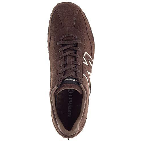 Sneaker Uomo Blast Print Merrell Chocolate BUAqwc0