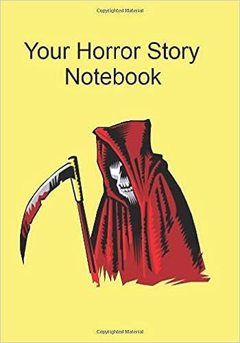 Amazon com: Your Horror Story Notebook (9781796345490