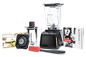 Blendtec Designer 600 Blender with WildSide Jar and Twister Jar