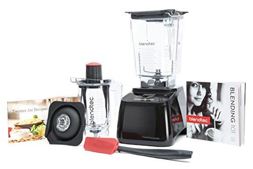 Blendtec Designer 600 Blender with WildSide Jar and Twister Jar