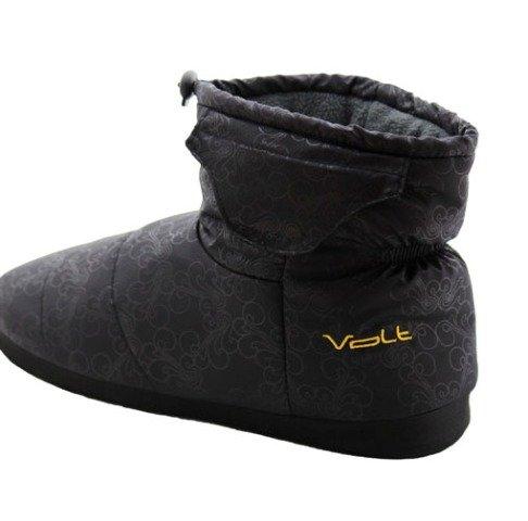 Volt Gen III Indoor/Outdoor Heated Slippers - Black - Medium