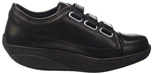 Basso Sneaker Mbt Nero Donna A Nafasi Collo qIWOzZw