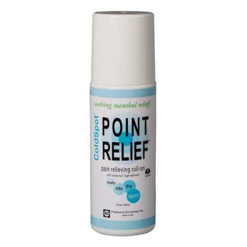 Fabrication Enterprises Point Relief Cold Spot Roll On, 3.1 Pound from Fabrication