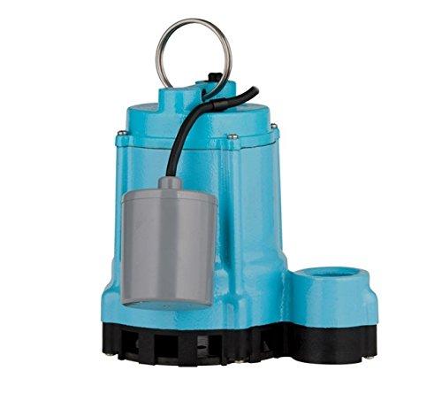 Little Giant 509209 9EN-CIA-RF 4/10 HP Effluent Pump, 1-Pack by Little Giant