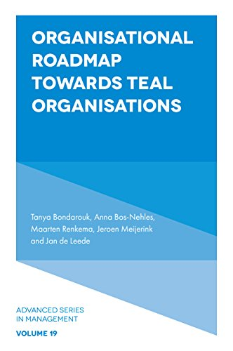 Organisational Roadmap Towards Teal Organisations (Advanced Series in Management)