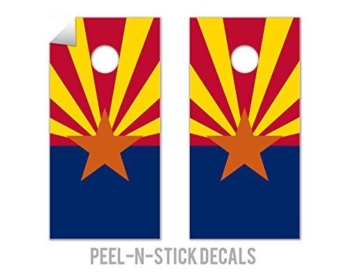 Arizona State Flag - Cornhole Crew - ACA
