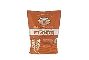 Amazon.com : Wheat Montana - Bronze Chief Flour- 2 pack