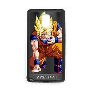 Dragon Ball Z NL50OQ3 funda Samsung Galaxy Note 4 Cell Phone caso funda X4FG2I4NR