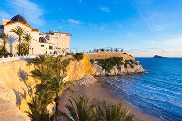 adrium Beni Dormisette Alicante Playa del Veces Pas Beach at ...
