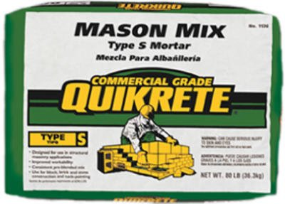 (Quikrete Mason Mix Type S 60 Lbs.)